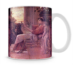 Sapho by Klimt Mug - Canvas Art Rocks - 1