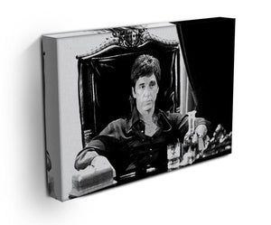 Scarface Print - Canvas Art Rocks - 3