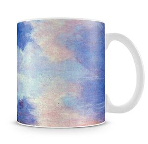 Seine in Morning by Monet Mug - Canvas Art Rocks - 4