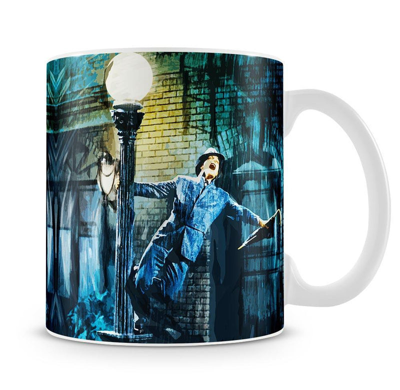 Singing In The Rain Cup - Canvas Art Rocks