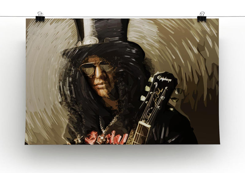 Slash Print - Canvas Art Rocks - 2