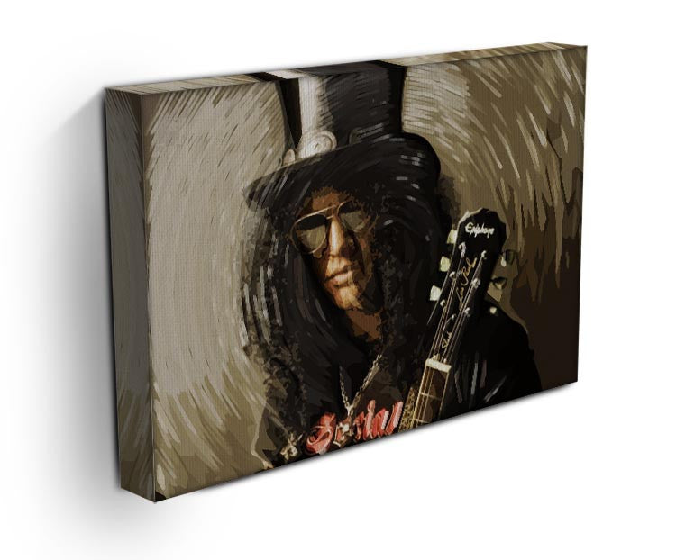 Slash Print - Canvas Art Rocks - 3