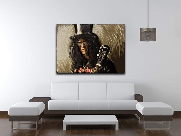 Slash Print - Canvas Art Rocks - 4
