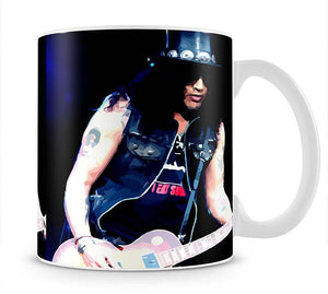 Slash Live Mug - Canvas Art Rocks - 1