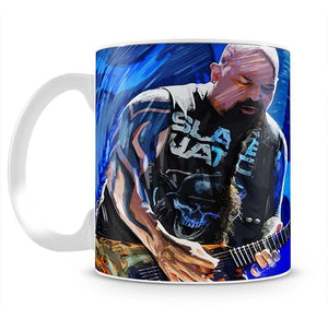 Slayer Live Mug - Canvas Art Rocks - 2