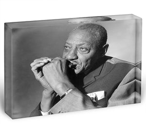 Sonny Boy Williamson Acrylic Block - Canvas Art Rocks - 1
