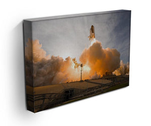 Space Shuttle Cape Canaveral Print - Canvas Art Rocks - 3