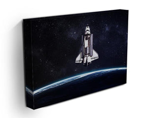 Space Shuttle on a mission Canvas Print or Poster - Canvas Art Rocks - 3