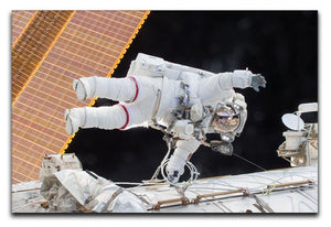 Space Walk Print - Canvas Art Rocks - 1