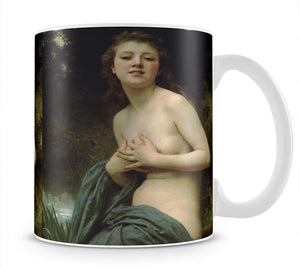 Spring Breeze By Bouguereau Mug - Canvas Art Rocks - 1