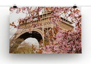 Spring in Paris Canvas Print or Poster - Canvas Art Rocks - 2