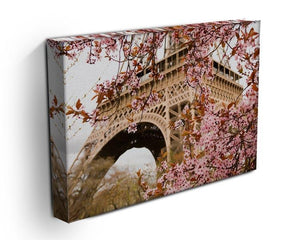 Spring in Paris Canvas Print or Poster - Canvas Art Rocks - 3