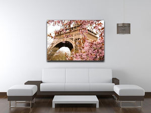 Spring in Paris Canvas Print or Poster - Canvas Art Rocks - 4