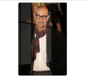 Stanley Tucci HD Metal Print - Canvas Art Rocks - 1