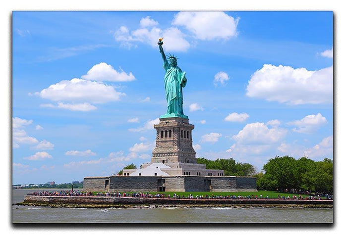 Statue of Liberty Canvas Print or Poster