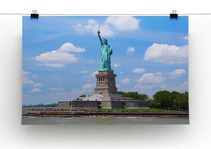 Statue of Liberty Canvas Print or Poster - Canvas Art Rocks - 2