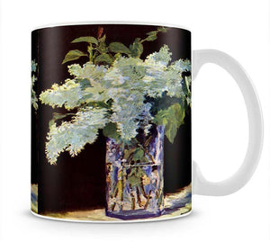 Still Life by Manet Mug - Canvas Art Rocks - 1