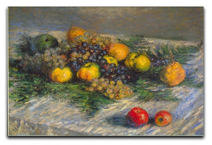 Still Life by Monet Canvas Print & Poster  - Canvas Art Rocks - 1
