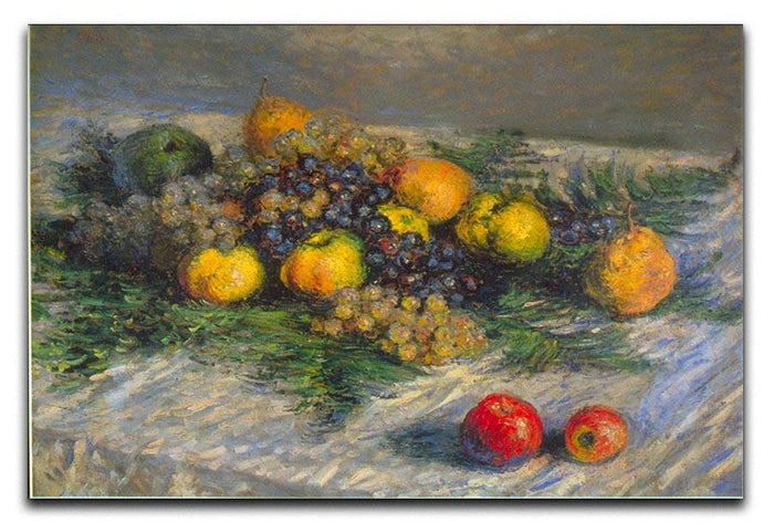 Still Life by Monet Canvas Print or Poster