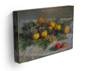 Still Life by Monet Canvas Print & Poster - Canvas Art Rocks - 3