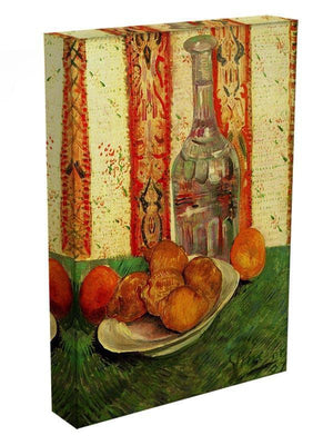 Still Life with Decanter and Lemons on a Plate by Van Gogh Canvas Print & Poster - Canvas Art Rocks - 3