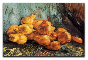 Still Life with Pears by Van Gogh Canvas Print & Poster  - Canvas Art Rocks - 1