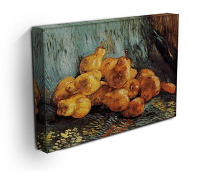 Still Life with Pears by Van Gogh Canvas Print & Poster - Canvas Art Rocks - 3