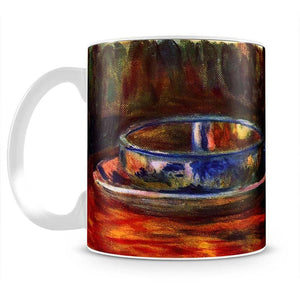 Still life with cup by Renoir Mug - Canvas Art Rocks - 2
