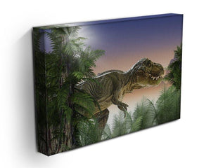 Stock Photo dinosaur Canvas Print or Poster - Canvas Art Rocks - 3