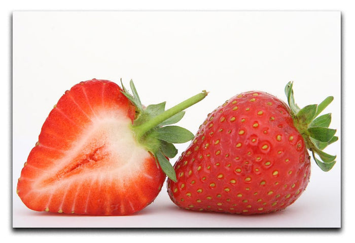 Strawberry Canvas Print or Poster