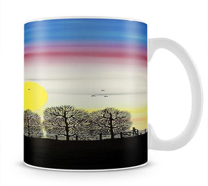 Sunrise by Gordon Barker Mug - Canvas Art Rocks - 1