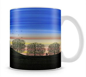 Sunset by Gordon Barker Mug - Canvas Art Rocks - 1