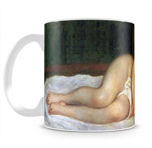 Supporting act by Renoir Mug - Canvas Art Rocks - 2