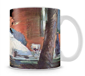 Tavern by Manet Mug - Canvas Art Rocks - 1