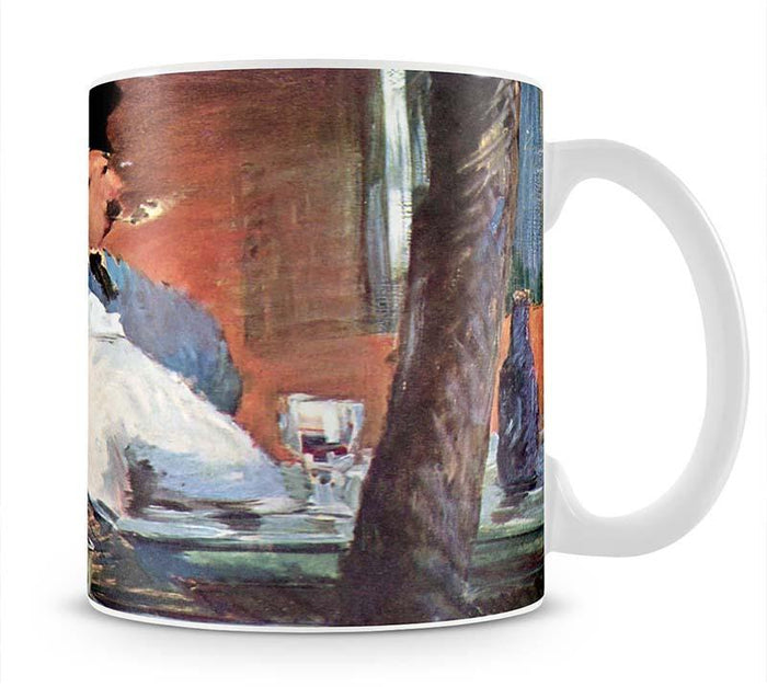 Tavern by Manet Mug