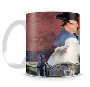 Tavern by Manet Mug - Canvas Art Rocks - 2