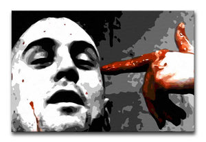 Taxi Driver Print - Canvas Art Rocks - 1