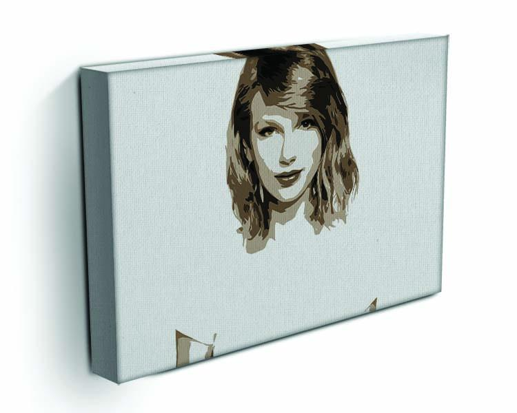 Taylor Swift Canvas Print or Poster - Canvas Art Rocks - 3
