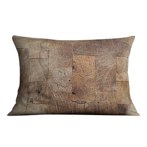 Textures concept Cushion - Canvas Art Rocks - 4