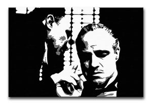 The Godfather Print - A Word With The Don - Canvas Art Rocks - 1