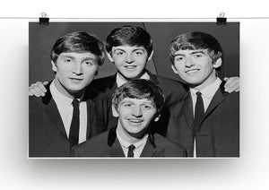 The Beatles in 1963 Canvas Print or Poster - Canvas Art Rocks - 2
