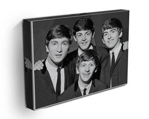 The Beatles in 1963 Canvas Print or Poster - Canvas Art Rocks - 3