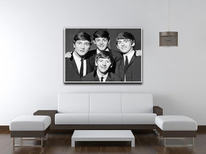 The Beatles in 1963 Canvas Print or Poster - Canvas Art Rocks - 4