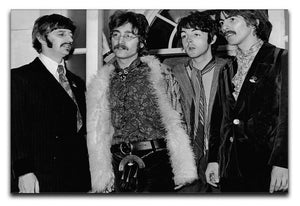 The Beatles in 1967 Canvas Print or Poster  - Canvas Art Rocks - 1