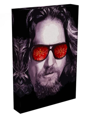 The Big Lebowski Print - Canvas Art Rocks - 3