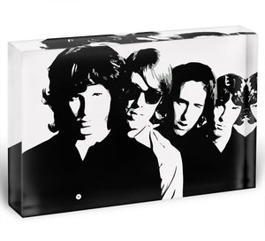The Doors Acrylic Block - Canvas Art Rocks - 1
