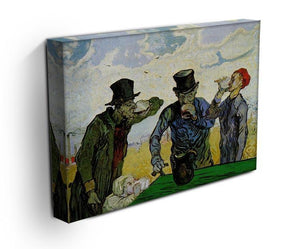 The Drinkers by Van Gogh Canvas Print & Poster - Canvas Art Rocks - 3