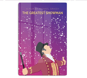 The Greatest Showman Minimal Movie HD Metal Print