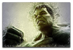 The Hulk Canvas Print or Poster  - Canvas Art Rocks - 1