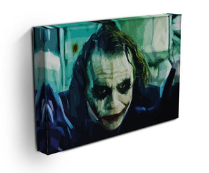 The Joker Print - Canvas Art Rocks - 3